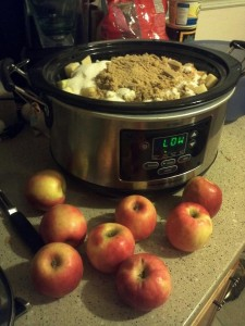 Husband got me that crockpot for our anniversary last year, he did very good...very good indeed
